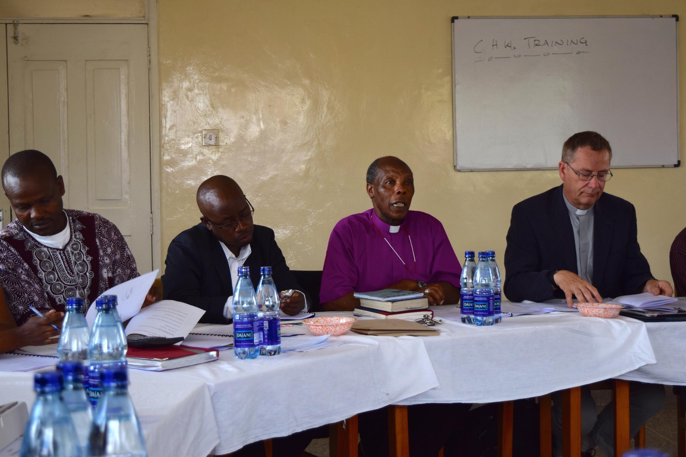 JMCK Meeting in Nairobi